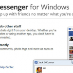 Facebook Messenger, sacrificado en Windows y Firefox