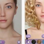 Perfect 365, la app que te permite maquillarte, probar retoques y convertirte en una modelo irreal