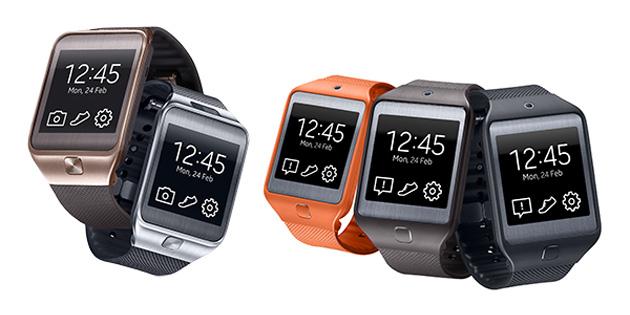 Los Samsung Gear 2 permitirán pagar a través de PayPal y el Galaxy S5 también, mediante autenticación dactilar