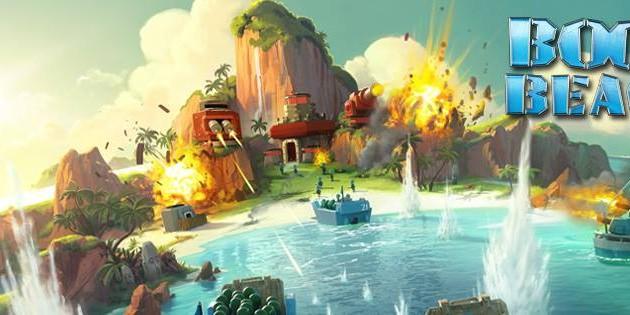 Boom Beach, de los creadores de Clash of Clans y Hay Day, llega a la App Store
