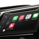 Apple entra en el mercado de los coches conectados con CarPlay
