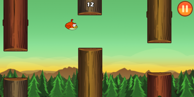 Clumsy Bird Android
