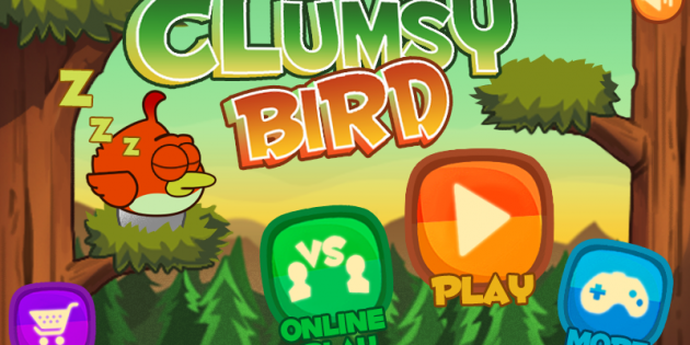 Clumsy Bird, la alternativa en Android al mítico Flappy Bird