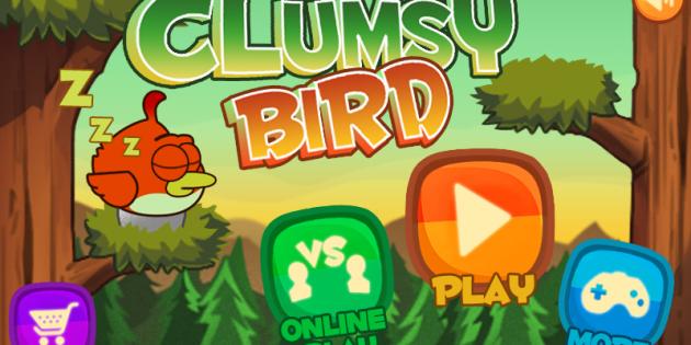 Clumsy Bird, la alternativa en Android al mítico Flappy Bird