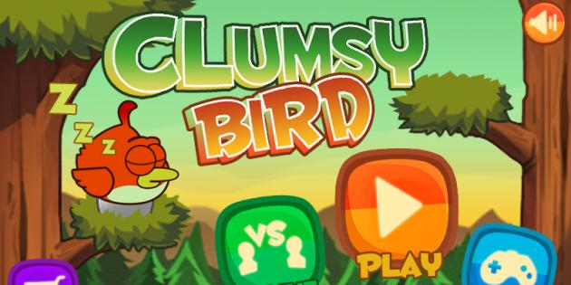 Clumsy Bird