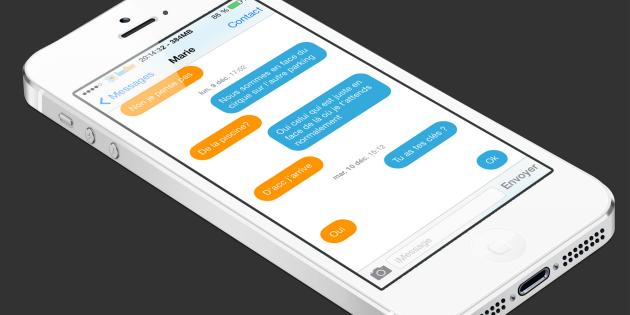 Cómo personalizar la app de mensajes de tu iPhone o iPad