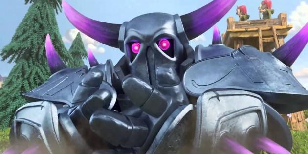 [Vídeo] Clash of Clans presenta sus tropas: P.E.K.K.A.