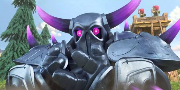 PEKKA Clash of Clans