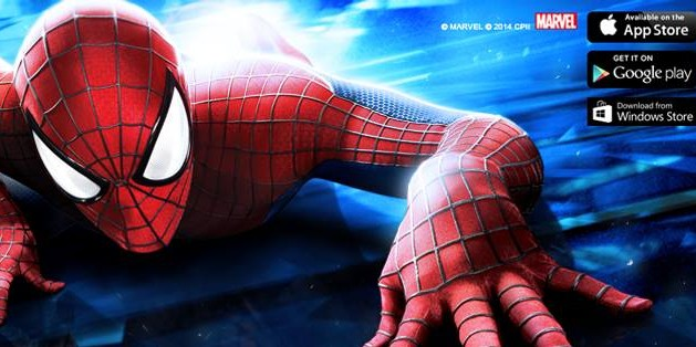 Spider-Man Unlimited ya está disponible para iOS, Android y Windows Phone