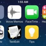 Se filtran supuestas apps del próximo iPhone 6