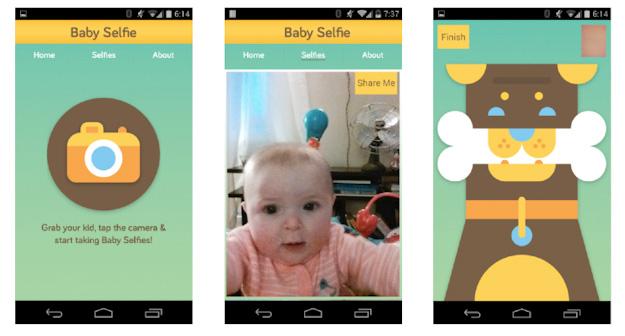 baby-selfie-app