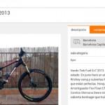 iPhones y bicicletas, los artículos de Segundamano más buscados a través del móvil