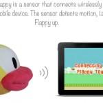 Flappy, el mando y peluche capaz de controlar a Flappy Bird y sus cientos de clones