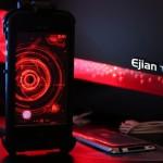 Convierte la interfaz de tu iPhone o iPod en una película futurista