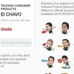 Line estrena stickers locales en Latinoamérica