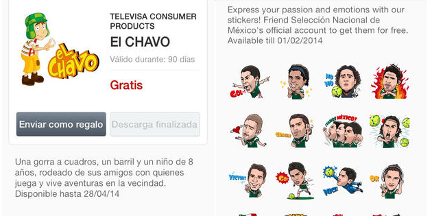 line-stickers-mexico