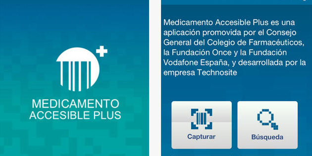 Consulta el prospecto de tus medicamentos con esta app accesible