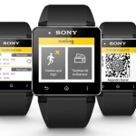 Sony y Vueling presentan la primera tarjeta de embarque para relojes inteligentes