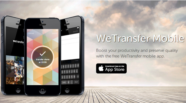 wetransfer-ios