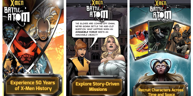 X-Men: Battle of the Atom manifiesta sus poderes en Android