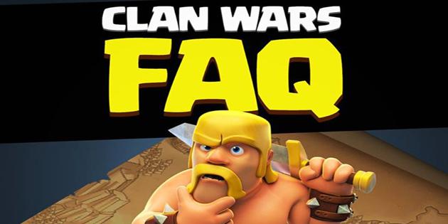 Clash of Clans: las Guerras de Clanes paso a paso