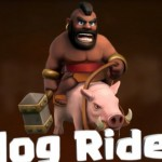 [Vídeo] Clash of Clans presenta sus tropas: The Hog Rider (El montapuercos)