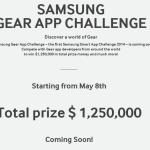 Samsung ofrecerá 1.250 millones de dólares a los desarrolladores que creen apps para sus wearables