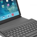 Kensington KeyFolio Exact, una funda con teclado para convertir el iPad Air en un portátil