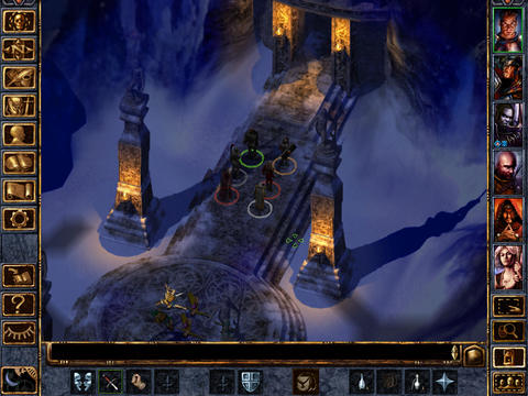 Baldur's Gate Android iPad