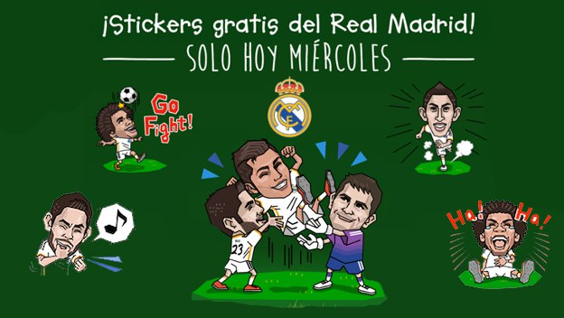 stickers-line-real-madrid