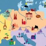 125 planes para (re)descubrir Europa desde tu iPhone o iPad