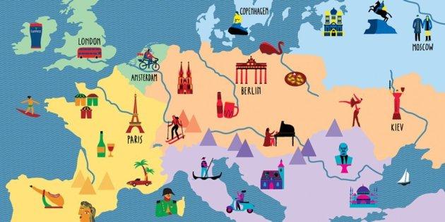 Guía Taschen 36 Hours Europa