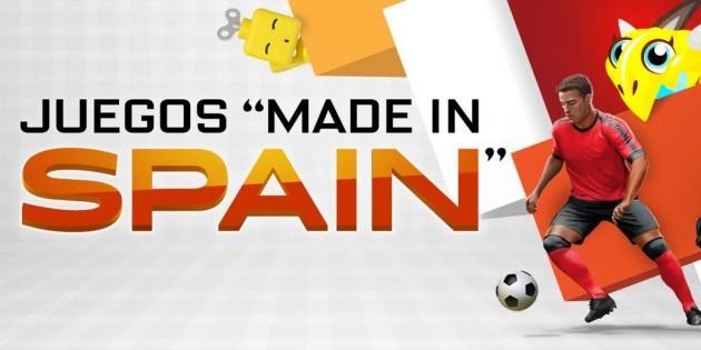 Juegos Made in Spain, nuevo espacio en la App Store