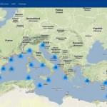 Medmis, una app española para el seguimiento de especies marinas invasoras