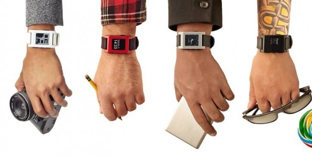 Smartwatch Pebble iOS Android