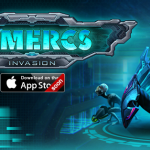 Teaser y trailer oficial de X-Mercs: Invasion, pronto para iPad e iPhone
