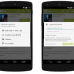 Ya es posible comprar aplicaciones en Google Play pagando con PayPal