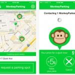 Monkey Parking o cómo ganar dinero cediendo espacios de parking públicos