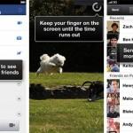 Facebook cierra sus aplicaciones Facebook Camera y Poke