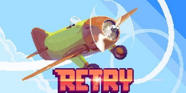 Retry, un Flappy Bird de Rovio pero sin pájaros