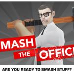 Especial Día del Trabajo: Smash the Office, el juego que te permite destrozar tu oficina