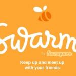 Foursquare se divide en dos aplicaciones y anuncia Swarm