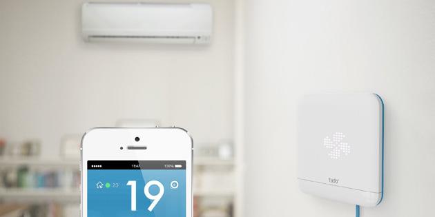Una app controla de forma automática el aire acondicionado de tu casa