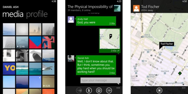 Telegram, ya disponible en Windows Phone