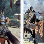 Torneos medievales de justas para iOS y Android en Duelo de Caballeros