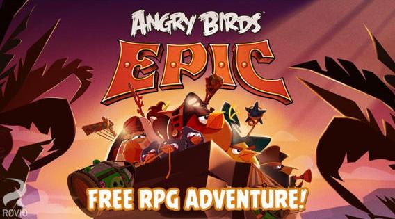 Angry Birds Epic, ya disponible en todo el mundo y también para Android