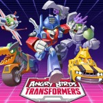 Angry Birds se marida con los Transformers