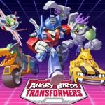 Angry Birds se marida con los Transformers
