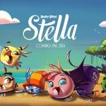 El primer juego de Angry Birds Stella verá la luz en otoño