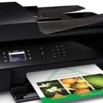 Probamos la impresora conectada HP Officejet 4630